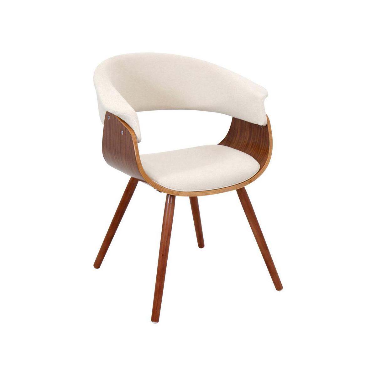 D754 06a: Claure Austin Lover Round Chair
